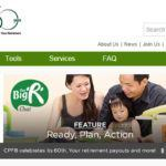 CPF Website Woes and Phishing Alert