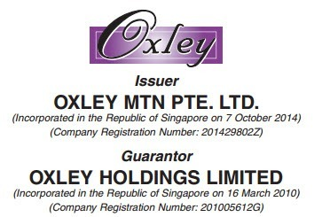 Oxley Bonds