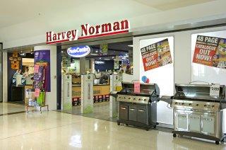 harvey norman, pertama