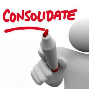 Share Consolidation Not Helpful